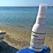 Testul LEAC BUN. Deodorantul natural de la Hofigal – cât este de eficient în lupta cu transpirația de vară?