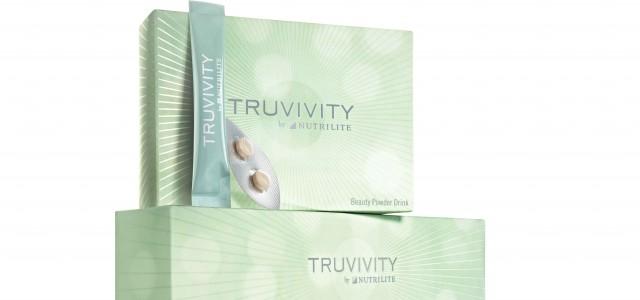Menține-ți frumusețea cu suplimentele nutriționale din plante Truvivity by Nutrilite!