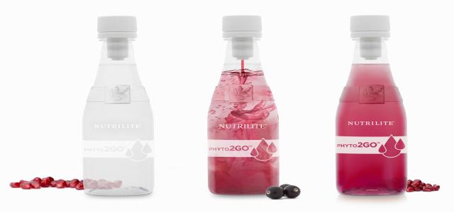 Inovație absolută: apa infuzată instant cu vitamina C și minerale