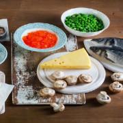 Alimente bogate în vitamine şi minerale esenţiale iarna